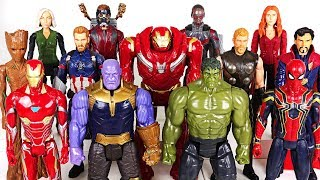 Video Thanos appeared with dinosaurs! Marvel Avengers Infinity War Hulk, Spider Man! Go! - DuDuPopTOY MP3, 3GP, MP4, WEBM, AVI, FLV Juni 2018