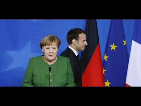 EU-Reformvertrag: Macrons Rede in Straßburg: Viel Zustimmung, aber auch Skepsis