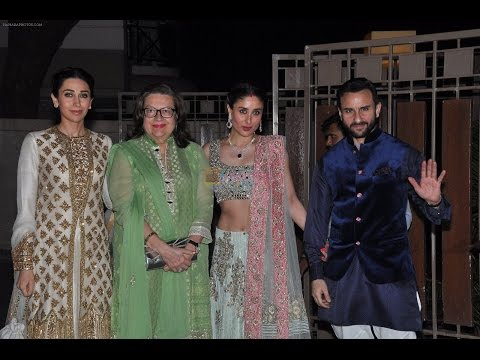 Saif Ali Khan Gifts Mother In Law Babita An Apartm