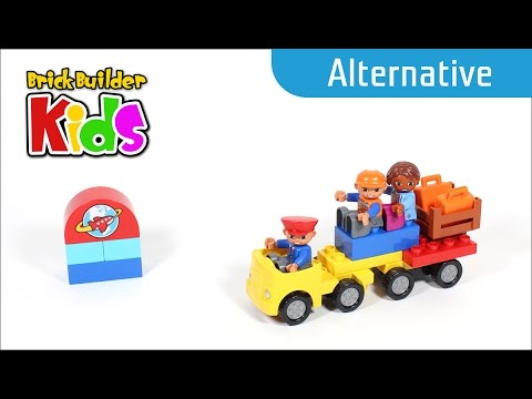 Vidéo LEGO Duplo 10590 : L'aéroport