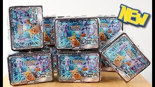 *RIDICULOUS* 9x Mewtwo & Pikachu 2019 Collector Chests Opened by Unlisted Leaf