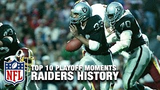 Nonton Top 10 Raiders Playoff Moments Of All Time   Nfl Film Subtitle Indonesia Streaming Movie Download