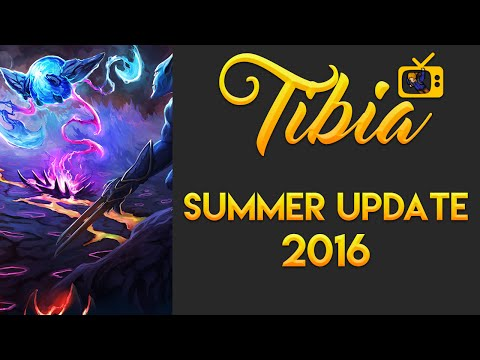 SUMMER UPDATE 2016