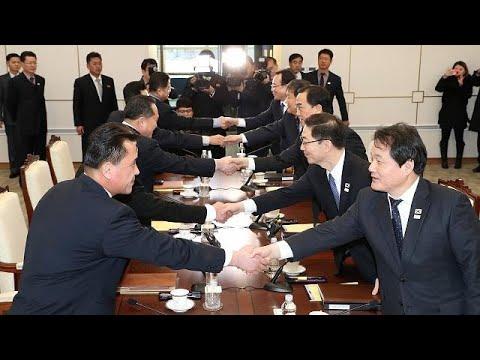 Η Β. Κορέα σχεδιάζει να στείλει αποστολή στους Χειμερινούς Ολυμπιακούς…