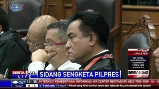 Download Video Tanggapan Hakim MK Terkait Keberatan Perbaikan Permohonan Sengketa Pilpres MP3 3GP MP4