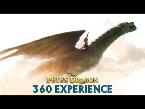 Pete's Dragon (360 Video Experience 'Elliot's Flyover')