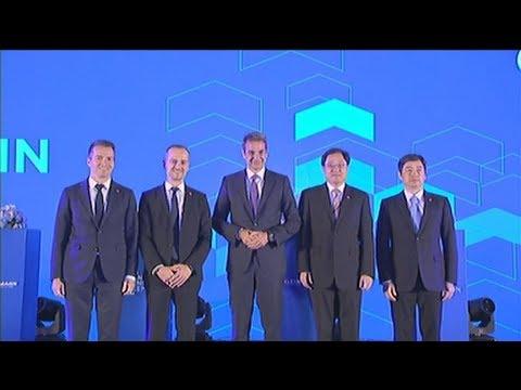 Τη μονάδα παραγωγή των ελληνικών ανελκυστήρων Kleeman εγκαινίασε ο πρωθυπουργός