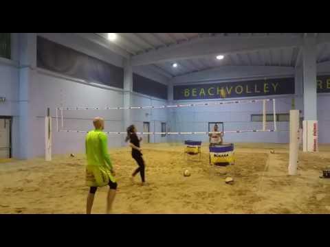 PalaVulcangas: scopri i segreti del beach volley VIDEO | Mosciano