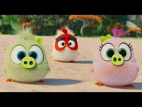 Angry Birds:  O Filme 2 - 04 de Outubro no Kinoplex
