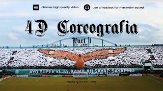 Video Brigata Curva Sud: Coreo 4D  PSS Sleman vs Persipura Jayapura - Presiden Cup (Part 1) MP3, 3GP, MP4, WEBM, AVI, FLV Desember 2018