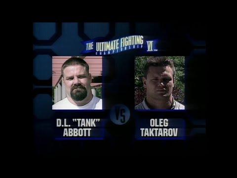 Легендарный бой Тактарова против Танка Эббота