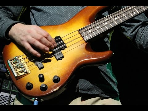 The African Bass Lesson - Edd Bateman
