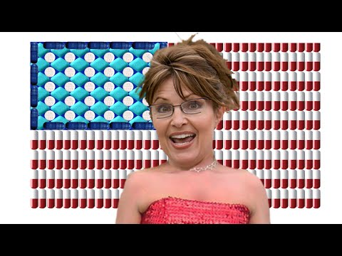 Palin - Sarah Palin recently gave a speech after taking a fistful of prescription goodness. The only surprise? It actually did have a discernible effect on her word salad! I couldn't resist having...