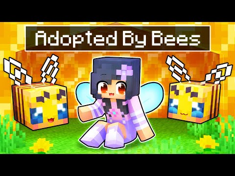 Adopted By CUTE BEES In Minecraft!