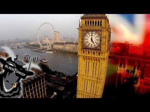 Video Drone Touring London - Team BlackSheep