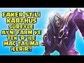 FAKER TAKTİĞİ ÇARP KARTHUS !!! TEK R İLE MAÇ KAZANDIRDIM !!! | Apophis