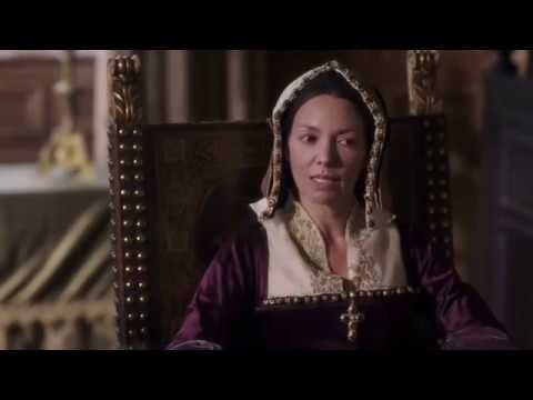 "Thomas Cromwell meets Katherine of Aragon and Princess Mary - ""Wolf Hall"""