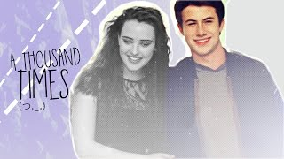 """• - What if they have their happy ending...  (っ◕‿◕)→/ 13reasonswhy (*you should watch it if you haven't before*)♪/ https://www.youtube.com/watch?v=K9FILAkKinQC/ https://www.youtube.com/watch?v=C2CGhkF587Y♡/ Sony Vegas 14₪/ @katherinarosalie-----------------------------------------------------------------------------------------------------------Copyright Disclaimer Under Section 107 of the Copyright Act 1976, allowance is made for """"fair use"""" for purposes such as criticism, comment, news reporting, teaching, scholarship, and research. Fair use is a use permitted by copyright statute that might otherwise be infringing. Non-profit, educational or personal use tips the balance in favor of fair use."""