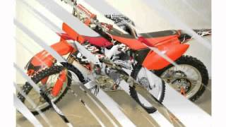 9. 2007 Honda CRF 450R - Features, Details
