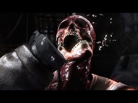 Mortal Kombat X: All Brutalities in 1080p 60fps