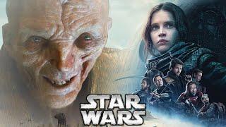 Video Did Rogue One Tease Snoke's Origin? MP3, 3GP, MP4, WEBM, AVI, FLV Oktober 2017