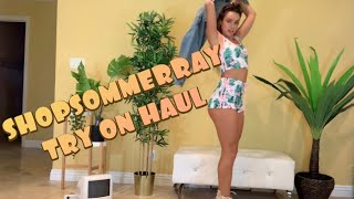 Video try on haul | Sommer Ray Collection MP3, 3GP, MP4, WEBM, AVI, FLV Juli 2019