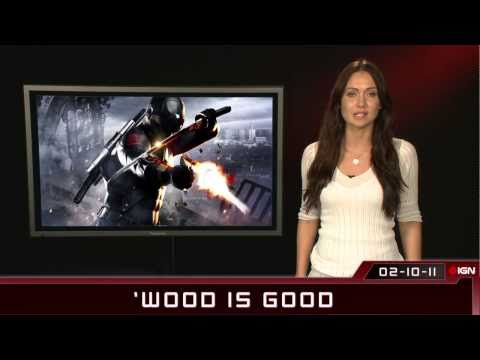 preview-Uncharted Movie & Smallville Finale News - IGN Weekly \'Wood: 02.10.11 (IGN)