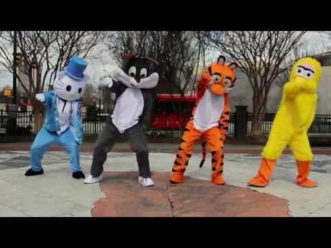 The Weeknd - Cartoon Characters — Dragon House