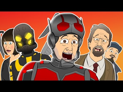 ♪ ANT-MAN THE MUSICAL - Animation Song Parody