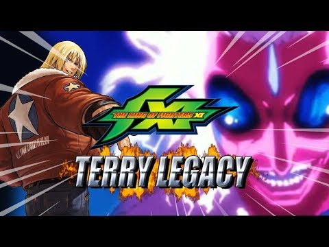 The Final Boss...IS AN ALIEN?! - Terry Legacy (Pt. 19): King Of Fighters XI