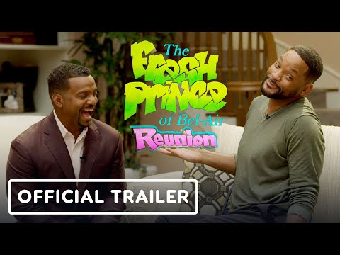 The Fresh Prince of Bel-Air Reunion - Official Trailer
