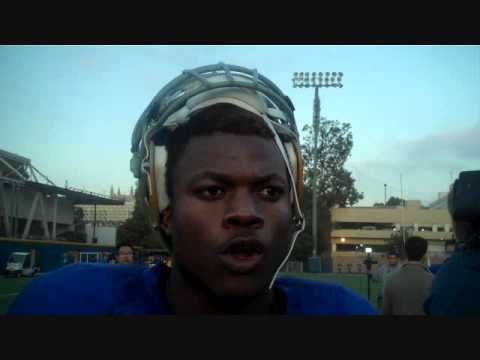 UCLA S Tevin McDonald Post-Practice 9/27 video.