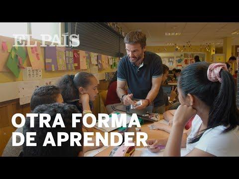 Crecen los colegios de educación alternativa  España