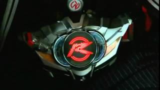 Kamen Rider × Kamen Rider Drive & Gaim  Movie War Full Throttle TVCM
