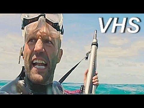 Мег: Монстр глубины (момент) - Охота на акулу - VHSник онлайн видео