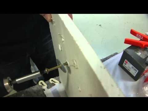 Tox Dübel - Befestigung bei Gipskartonplatten - Dübeltechnik - Siebert Hünfeld