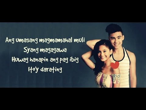 (STUDIO VERSION) Magmahal Muli -Ylona Garcia and Bailey May | Lyrics (видео)