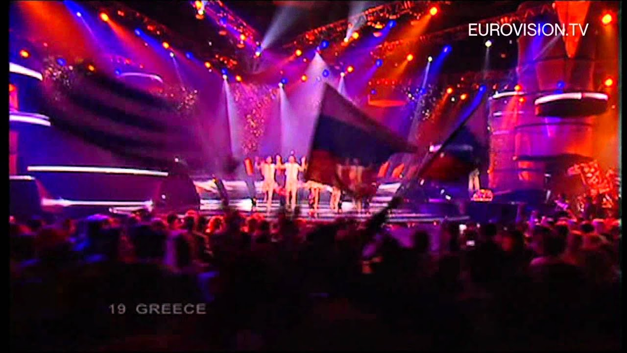 Helena Paparizou - My Number One (Greece 2005)