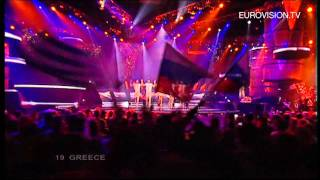 Video Helena Paparizou - My Number One (Greece) 2005 Eurovision Song Contest MP3, 3GP, MP4, WEBM, AVI, FLV September 2018