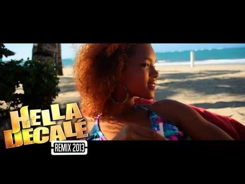 DJ MAM'S - Hella Decalé Remix 2013 (feat. Tony Gomez & Ragga Ranks) [CLIP OFFICIEL] видео