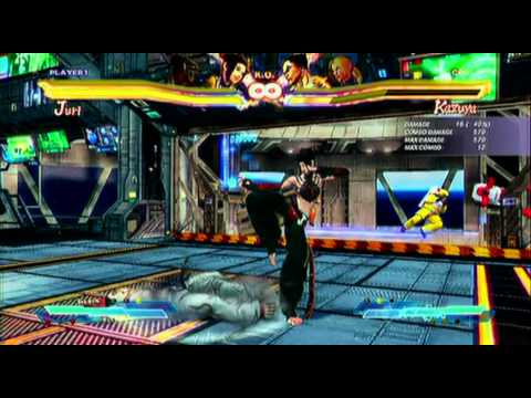 EvilLuisito - Yoshimitsu Suicide EX move lock the screen allowing the tagged in char to do corner specific combos on midscreen. Shoutouts to EvilLuisito for being an aweso...