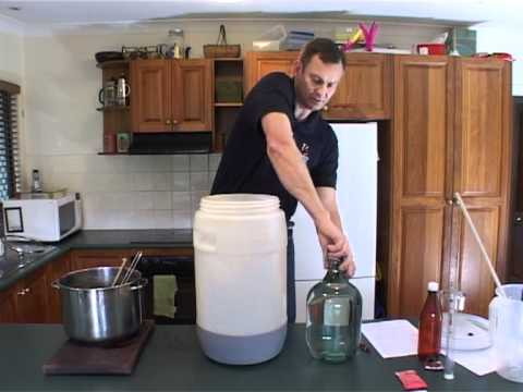 Gluten Free Beer  Home Brewing Part 2 of 3