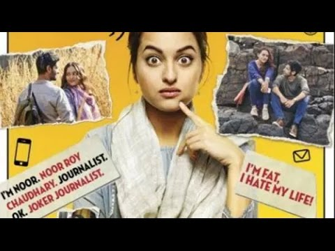 Noor Official Trailer  Sonakshi Sinha  Sunhil Sippy  Releasing on 21 April 2017  T Series