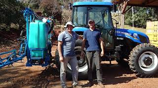 Capa do vídeo Programa Trator Solidário beneficia agricultor de Cruzeiro do Iguaçu no PR