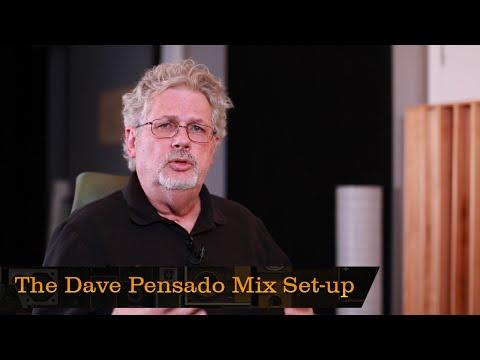 The Dave Pensado Mix Setup – Pensado's Place #201