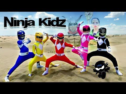 POWER RANGERS NINJA KIDZ! Episode 2
