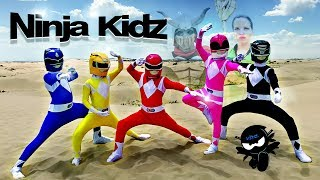 Video POWER RANGERS NINJA KIDZ! Episode 2 MP3, 3GP, MP4, WEBM, AVI, FLV Februari 2019