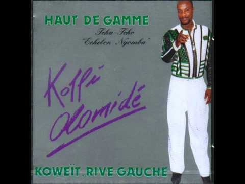 Koffi Olomide - Elixir