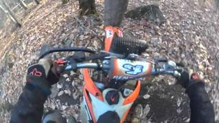 9. KTM 300XC, HUSQVARNA CR150, 15 novembre, Part 2