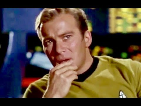 Captain Kirk Meets Ashley Judd - F*#%-ing Hilarious!